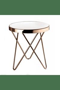 Soho - Round Glass Table - Small