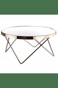 Soho - Round Glass Table - Large