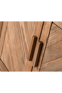 Retro - Recycled Wood Cupboard
