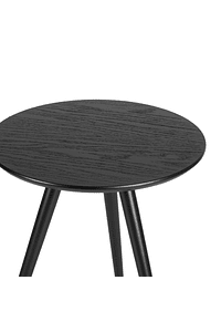 Inout - Round Table with Brass Details
