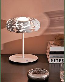 Barklamp - Table lamp in White