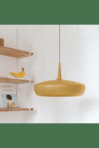 Clava Dine - Suspension Lamp in Brushed Copper