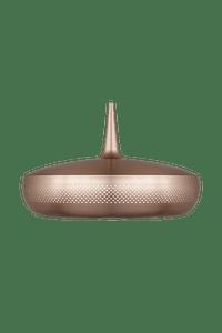 Clava Dine - Candeeiro Suspensão em Aço Polido