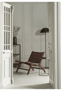Porto - Armchair in Natural