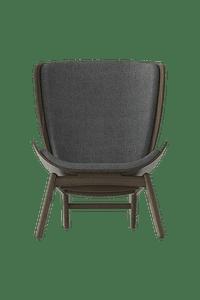 The Reader - Dark Oak Armchair (6 variants)