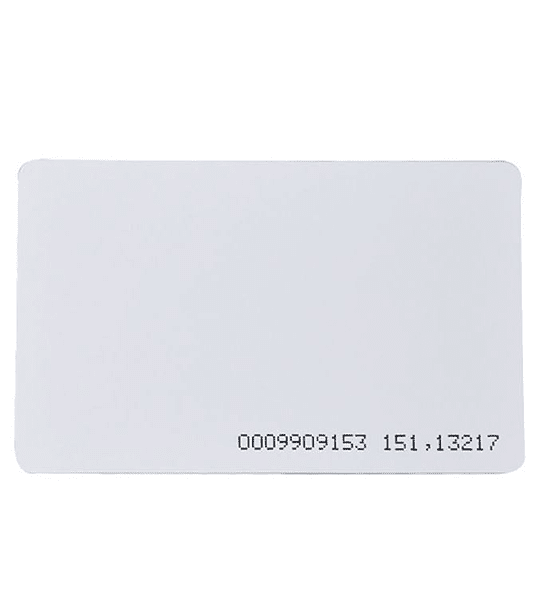 TARJETA DE PROXIMIDAD TAG  RFID