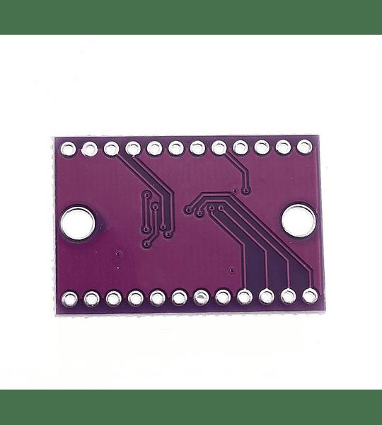 MULTIPLEXOR 8 CANALES I2C TCA9548A