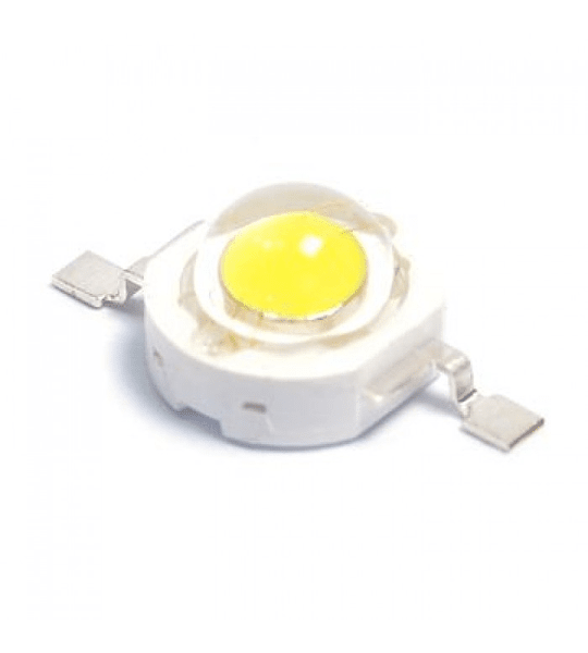 LED DE POTENCIA 1W BLANCO SMD