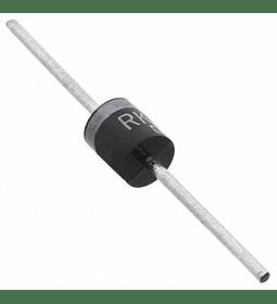Diodo RK46 Schottky Recuperación Rápida 80 V  3.5A