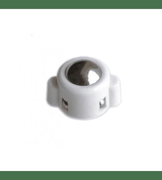 Rueda Loca Mini 3PI con Bola de Acero
