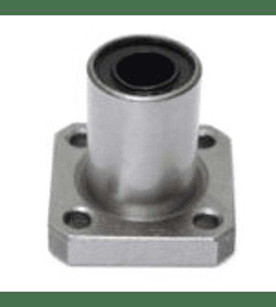 Rodamiento Lineal con Brida de Balinera LMK8UU 8mm