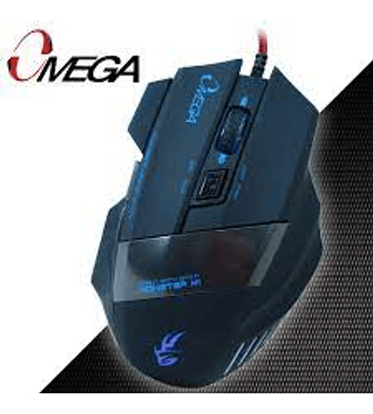 Mouse Gaming Omega 6 botones