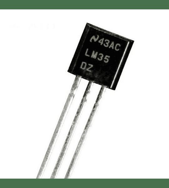 LM35 Sensor de Temperatura Original