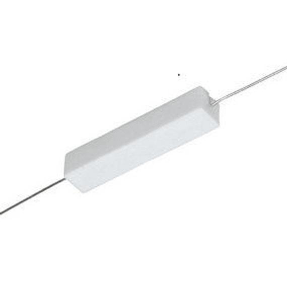 Resistencias de potencia 10 W de 1Ω a 10 KΩ