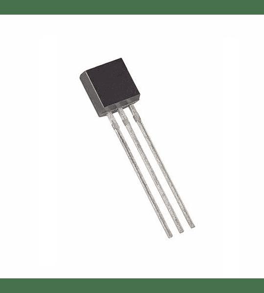 2N2222A Transistor BJT NPN paquete 5 unidades