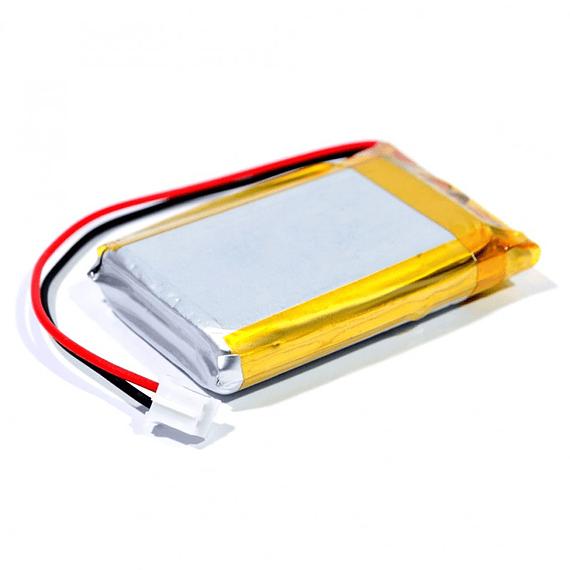 Bateria Recargable Litio 3.7V - 500mA