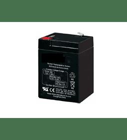 Bateria Recargable Seca 6V 4Ah