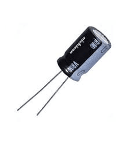 Condensador Electrolítico 2.2uf 50v