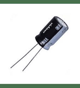 Condensador Electrolítico 33uf 50v
