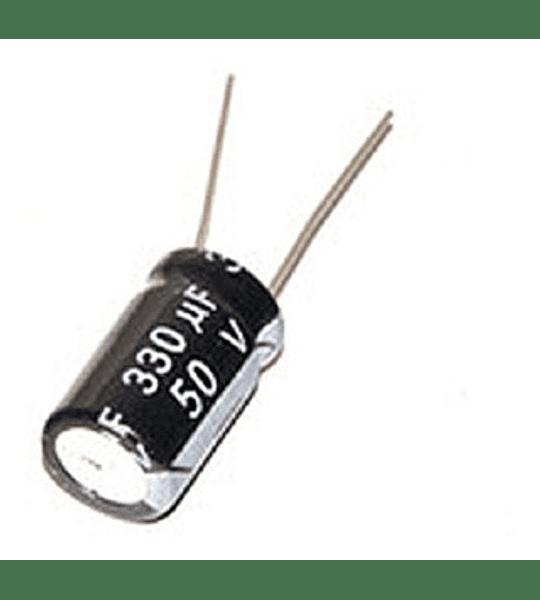 Condensador Electrolítico 330uf 16v - 25v - 50v