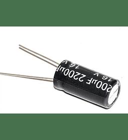 Condensador Electrolítico 2200uf 16v - 25v - 50v