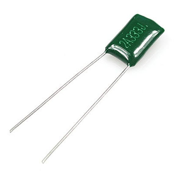 Condensador Poliester 33nf 100v