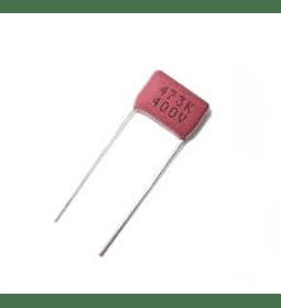 Condensador Poliester 47nf 400v