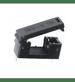 Portafusible Corto para Impreso PCB