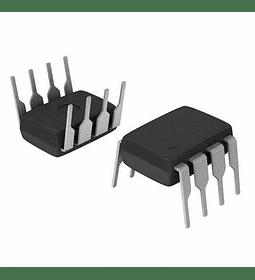 ICL7660 Generador de Fuente Dual