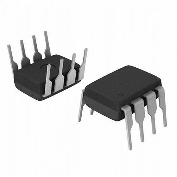 MC33202P Amplificador Operacional  Rail to Rail