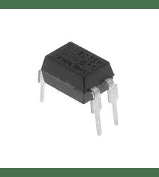 Optoacoplador PC817  Salida Transistor NPN