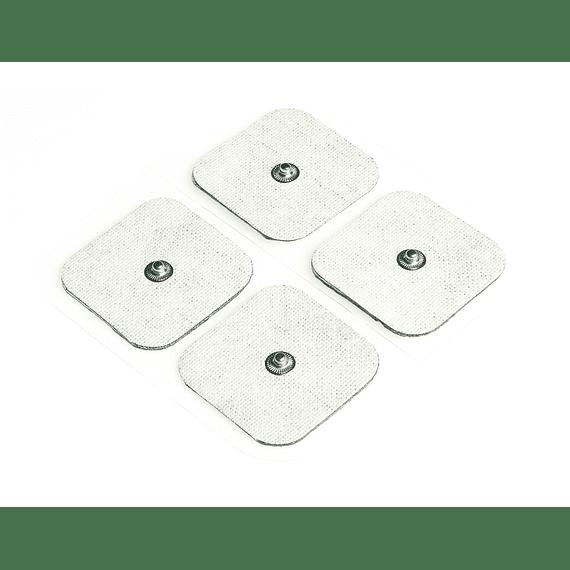 Electrodos para Ecg paquete por 4 unidades