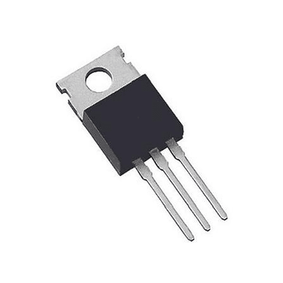 Mosfet canal N  IRF740
