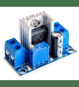 Modulo Convertidor de Voltaje DC DC LM317T