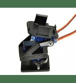 Pan Tilt servo pequeño  Plataforma robótica para Camara o sensor