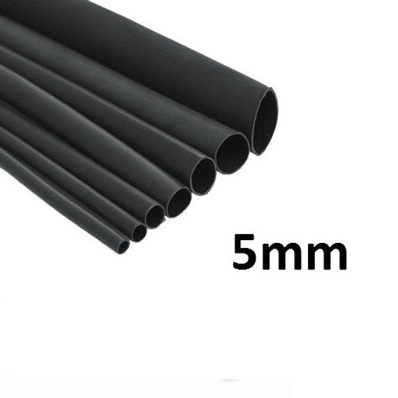 Tubo Termoencogible 5mm x metro