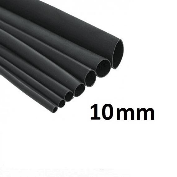 Tubo Termoencogible 10mm x metro