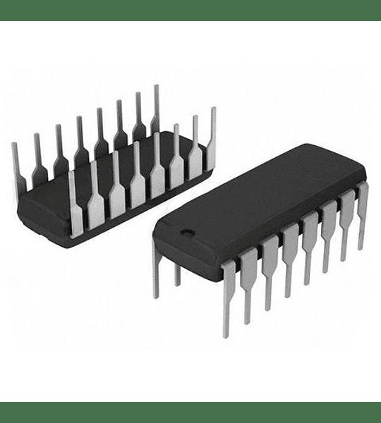 CD4518 CMOS Dual BCD Contador Ascendente