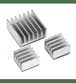 Disipadores para Raspberry x 3 piezas