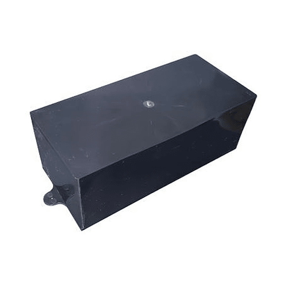 Caja Plástica Para Proyectos 19.5 x 9.5 x 6.5 cm