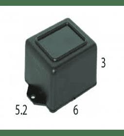 Caja Plástica Para Proyectos 6 x 5.2 x 3 cm