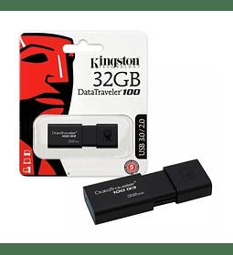 Memoria USB Kingston 32GB 3.0 2.0