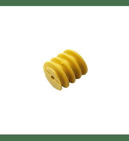 Piñon Engranaje Plastico Sin Fin - 1.3 cm