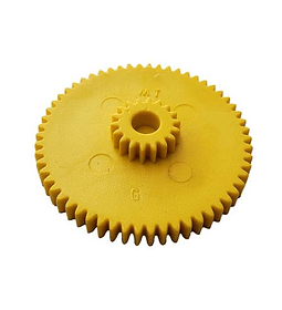 Piñon Engranaje Plastico G 58/18 dientes