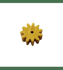 Piñon Engranaje Plastico A - 11 dientes - ø 1.4 cm