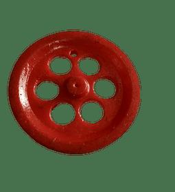 Polea  Plastica 60mm