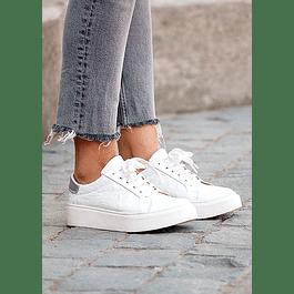Zapatilla Blanca