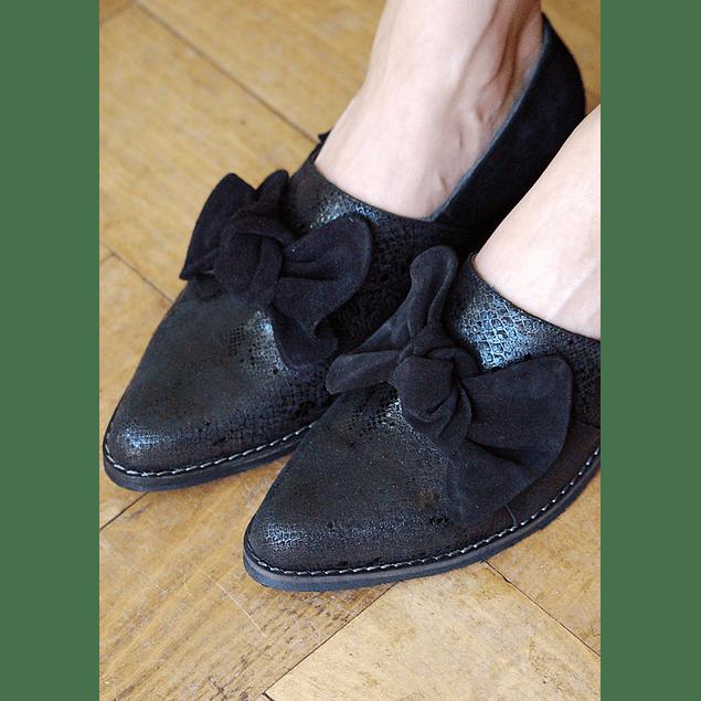 Zapato Julieta Negro