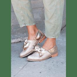 Zapato Julieta Doré