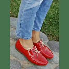 Zapato Martina Rojo
